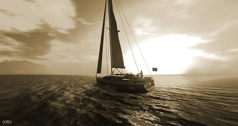 Naked Sailing Club - III