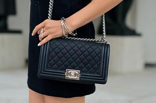 DSC_8940 Chanel Boy Bag, Tamara Chloé