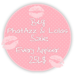$  $  $   PhatAzz & Lolas Appliers clearance sale $  $  $
