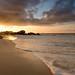 Kerlouan golden sunset by Rouz 29