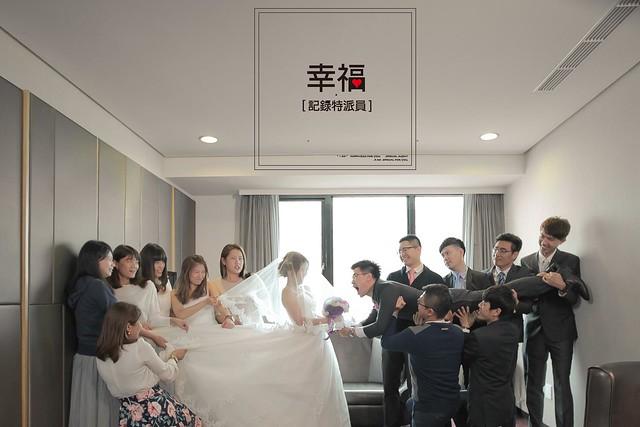 『婚禮記錄』台中兆品迎娶