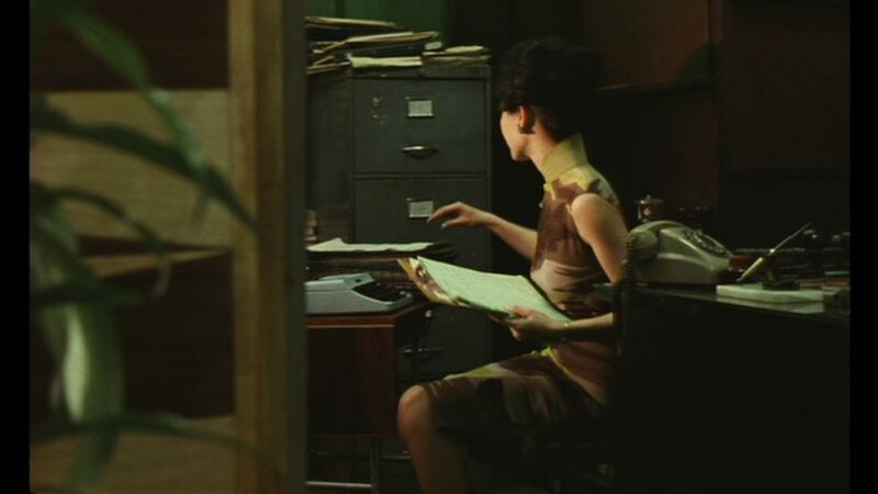 Wong Kar-wai, in the mood for love