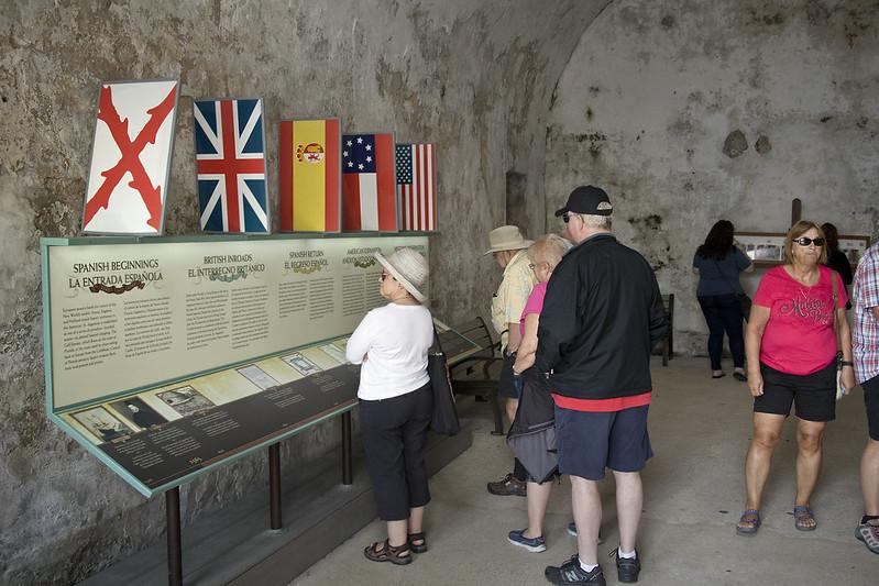 St. Augustine Florida Castillo de San Marco fort  National Monument  US Park Service