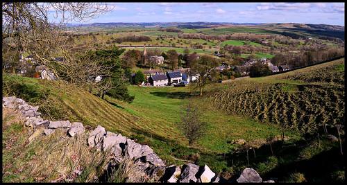 taddington derbyshire peakdistrict whitepeak village