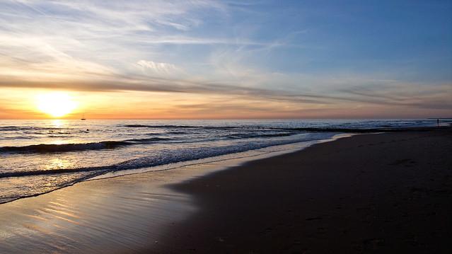 Sonnenuntergang / Sunset  2