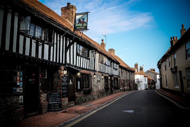 The George Inn, Alfriston