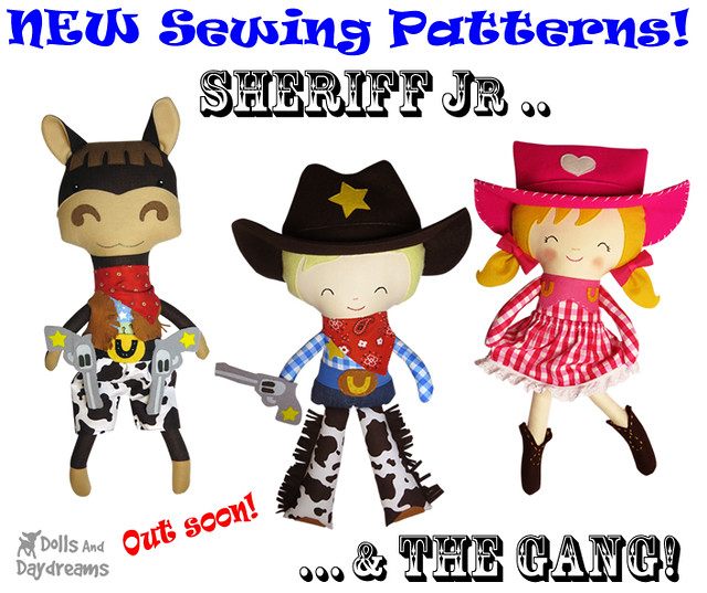 Sheriff Jr and the Gang!