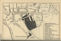 Abbot Academy Campus Map 1932 Phillips Academy Archives And