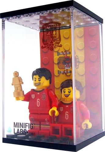 Spain LEGO Minifigs
