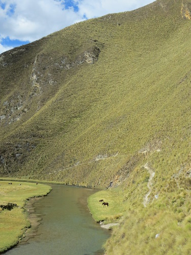 hike and bike to Vilca