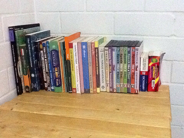 My Thai books