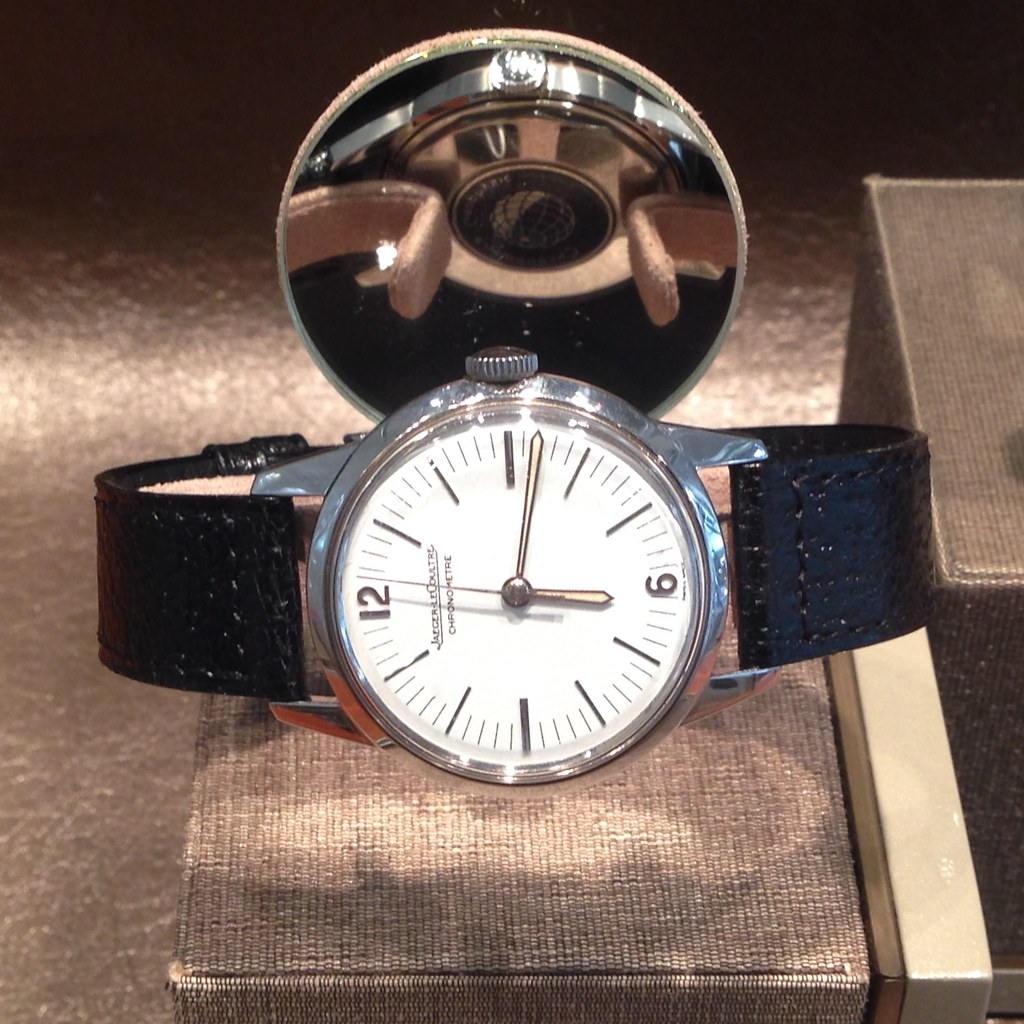 The original Geophysic from Jaeger LeCoultre