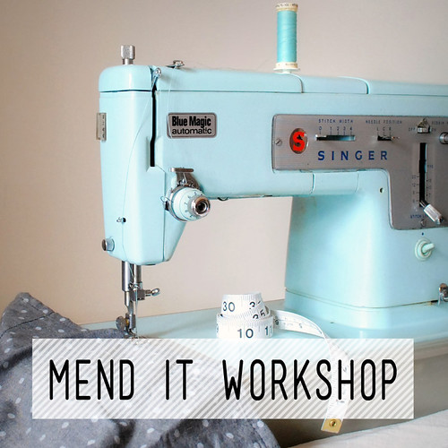 mend it workshop