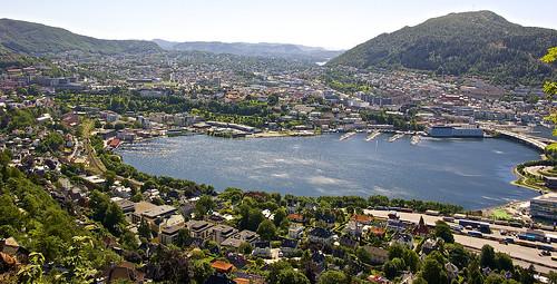 Panaromic Bergen