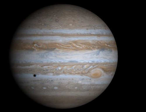 Jupiter Photo by NASA and Wikipedia