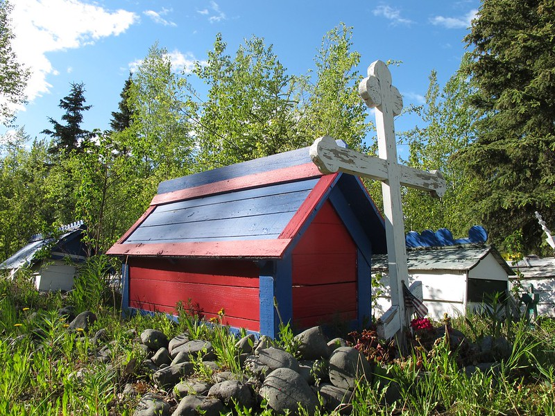 ANC3253 SPIRIT HOUSE AT EKLUTNA - Copy