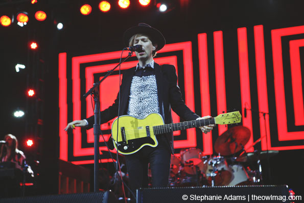Beck @ Central Park Summerstage, NYC 07-01-2014 02