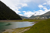 Lake Livigno (and Livigno), Italy