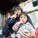 田舎ギャル mother and daughter by atem_y_zeit