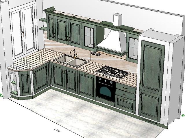 Programma Per Progettare Cucina. Elegant Cool Disegnare Un Bagno In ...