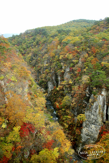 naruko gorge