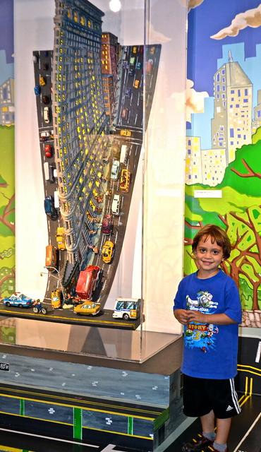 NYC exhibit - Children's Museum of Manhattan