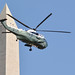 Marine One Departure 7/8/2014