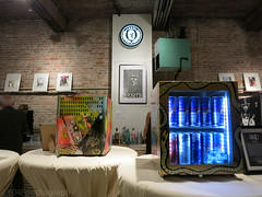 Red Bull Curates: The Canvas Cooler Project