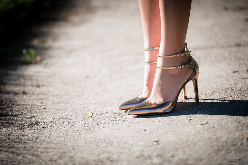 rose gold strappy heels 02
