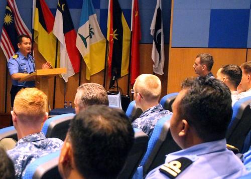 U.S., Malaysian Navy Kick Off 20th Annual CARAT Malaysia