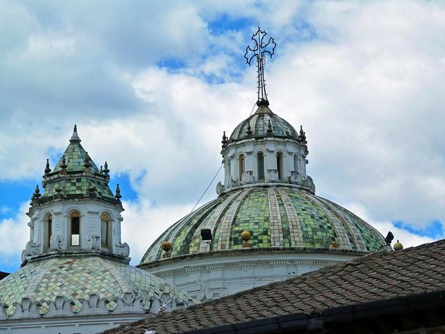 Cúpulas de Quito (Ecuador)
