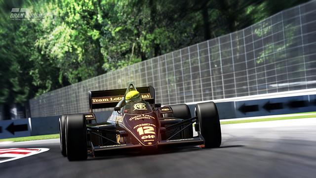 Gran Turismo 6 - Mise à jour 1.08 - Ayrton Senna - Lotus 97T