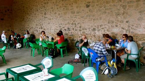Almuerzo en el Castellar