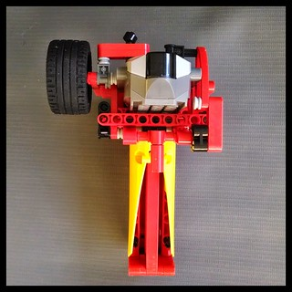 LEGO Remote Joystick Control