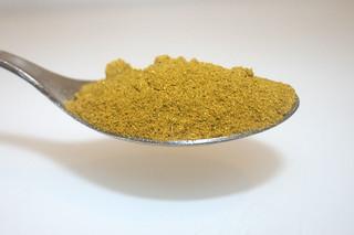 10 - Zutat Curry / Ingredient curry