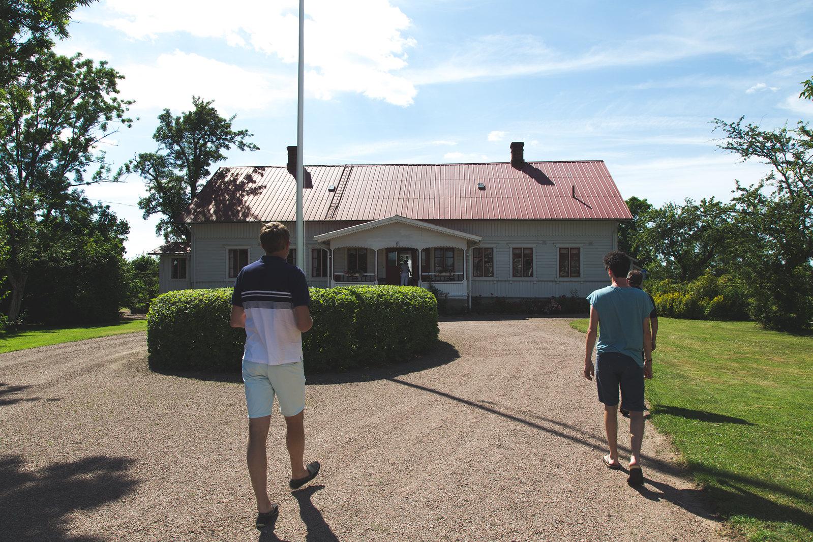Karlslunds garden café