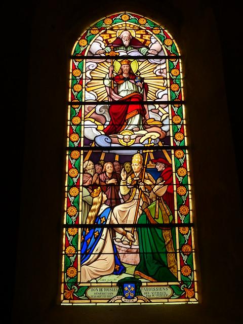 018 Église Saint-Martin, Lestre