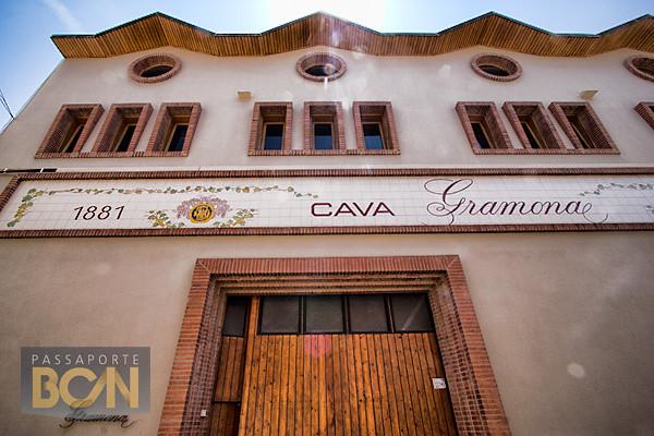 Cavas Gramona, Sant Sadurní d'Anoia