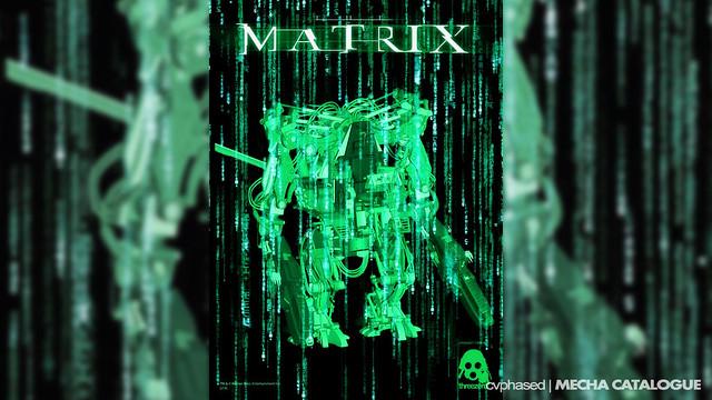 "ThreeZero Teases ""The Matrix"" APUs"