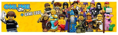 LEGO Collectable Minifigures Series 12 B
