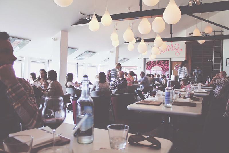 jamies fifteen restaurant
