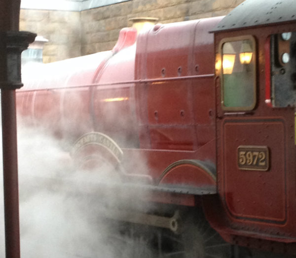 Hold onto Your Wands, Harry Potter Fans: Diagon Alley is Here!