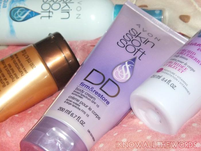 avon moisture surge skin so soft DD body cream (3)