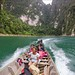 Visiting the oldest evergreen rainforest Khao Sok by B℮n