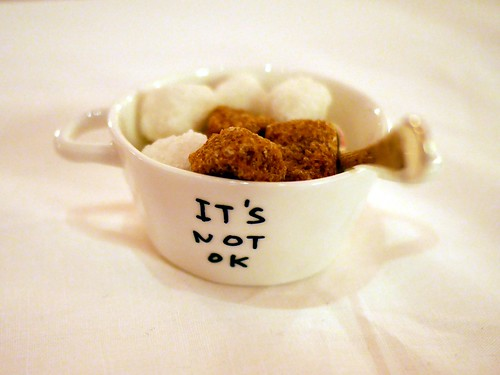 """Sketch"" Afternoon Tea With David Shrigley - 2"