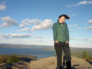 Climbing Mt. Major