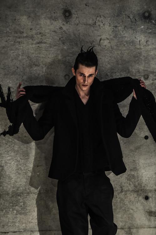 Yulian Antukh(Antuh)3064_FW14 Tokyo Sise(Fashion Press)