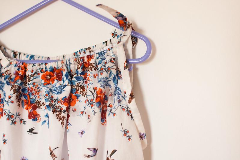 vestido anduriñas