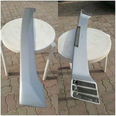 #For#Sale#Used#Parts#Mercedes#Benz#Lorinser#W140#SClass#alyehliparts#alyehli#UAE#AbuDhabi#AlFalah#City  For Sale MB OEM W140 S Class Parts   Loriner W140 Decklid Spoiler  Lorinser Number : 488210702  Price :   700-/AED Price : $191-/USD Price : €142-/EU