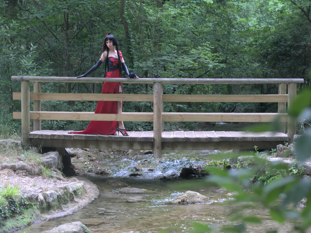 related image - Shooting Yuuko Ichihara - Melisandre - Parc de St Pons - 2014-07-20- P1890220
